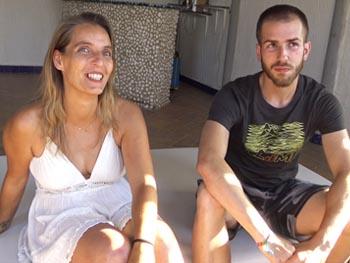 Sonia la MAMI CASADA y el pichon echando el polvo de su vida. Cornudos consentidos!