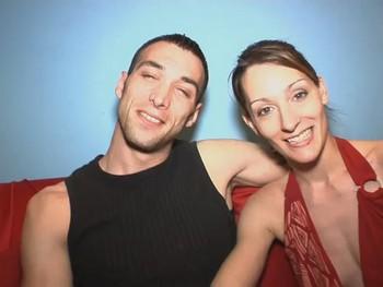 Rosa y Manu de bailar en la sala Changó a follar para toda España. Las parejitas libres de FAKings